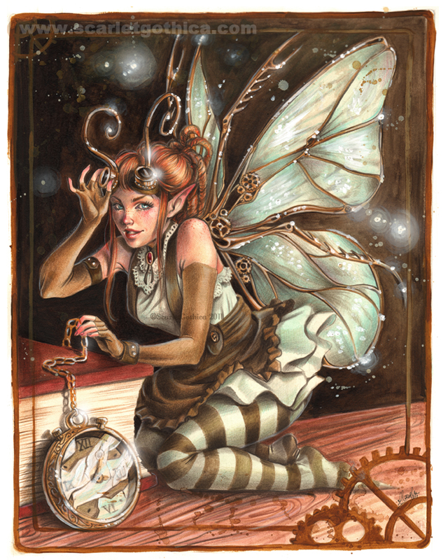 A Clockwork Faerie